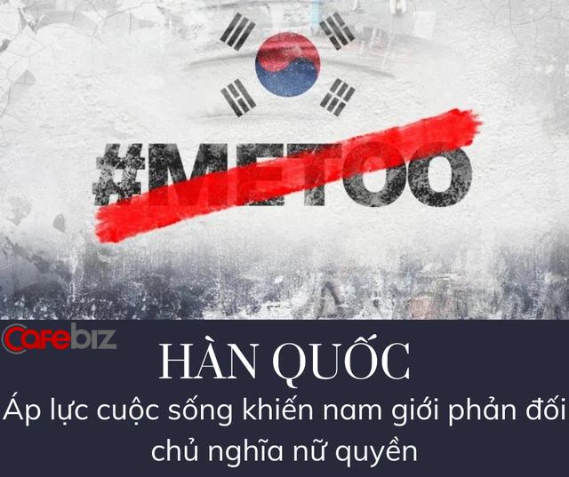 Nam giới Hàn Quốc biểu tình vì bị chê 'ngắn', đòi quyền bình đẳng cho cánh mày râu - Ảnh 3.
