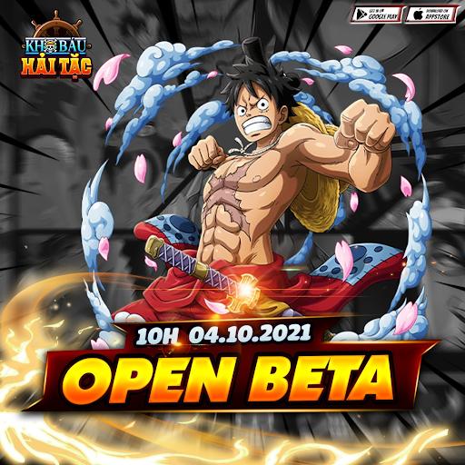 Kho Báu Hải Tặc chính thức mở cửa Open Beta 1-1633318830673808408256
