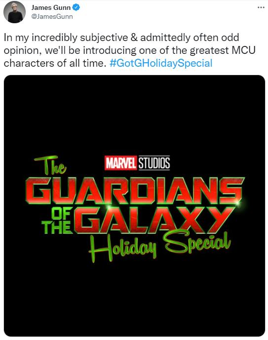 Guardians of the Galaxy Holiday Special sẽ giới thiệu nhân vật vĩ đại nhất MCU từ trước đến nay - Ảnh 1.