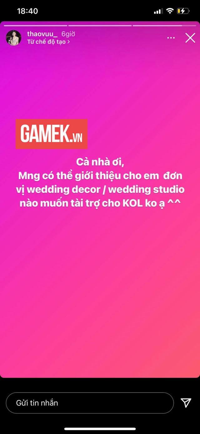 MC Phương Thảo chính thức công khai hẹn hò, úp mở luôn về một đám cưới - Ảnh 6.