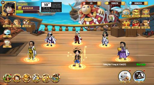 Trên tay Game mobile Kho Báu Hải Tặc: Không phụ lòng cộng đồng One Piece mong đợi bấy lâu nay - Ảnh 2.