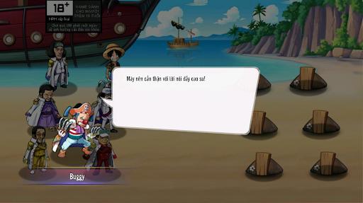 Trên tay Game mobile Kho Báu Hải Tặc: Không phụ lòng cộng đồng One Piece mong đợi bấy lâu nay - Ảnh 4.