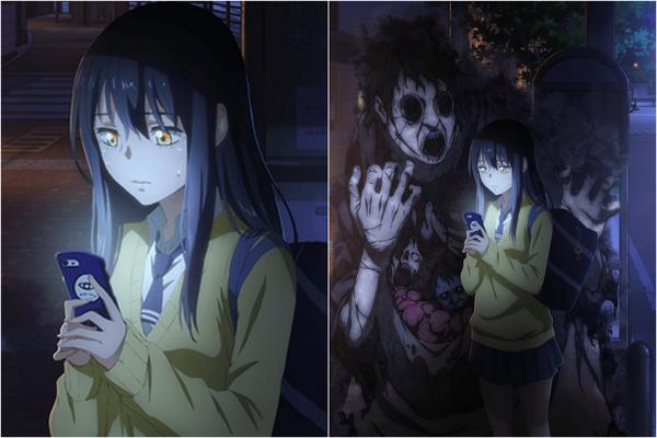 Các fan anime bức xúc cho rằng Mieruko-chan là một bộ phim Ecchi trá hình, vì lợi nhuận mà làm bẩn mắt người xem? - Ảnh 2.