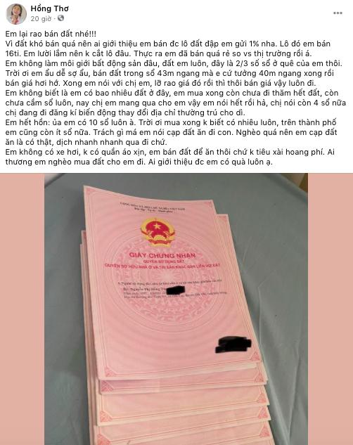 Không tiếc cả trăm triệu mua xế hộp, Thơ Nguyễn hé lộ mục đích khó tin: Buôn rau và chở phân cho rẫy - Ảnh 1.