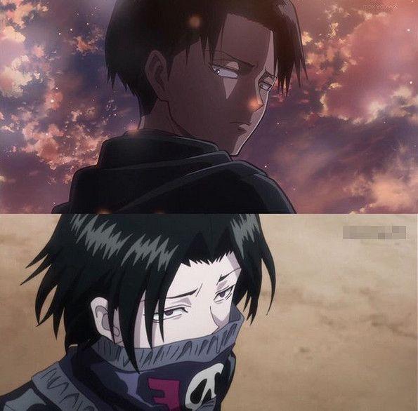 """Những cặp song sinh """"cùng cha khác ông nội"""" khiến fan anime giật mình vì quá giống nhau - Ảnh 17."""