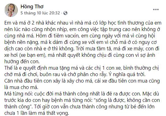 Không tiếc cả trăm triệu mua xế hộp, Thơ Nguyễn hé lộ mục đích khó tin: Buôn rau và chở phân cho rẫy - Ảnh 2.