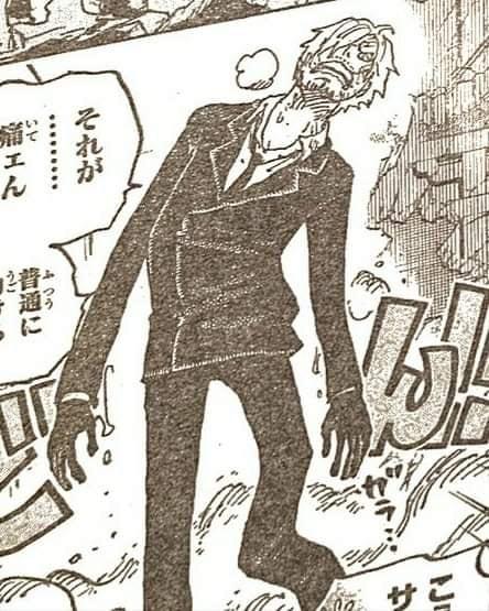 One Piece: Sanji trở thành tâm điểm chế ảnh Photo-1-1633672687941135025191