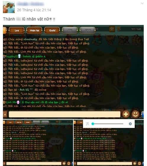 """nam game thủ """"tiện tay"""" cầu hôn cả server và cái kết bị từ chối Photo-1-16336792334321442482610-16336796003332116693987"""