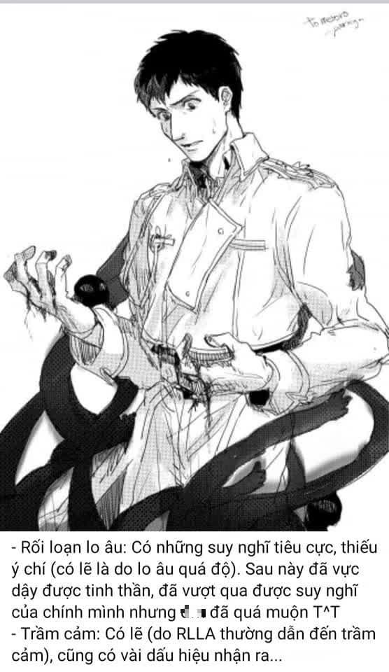 Attack on Titan: Điểm qua loạt nhân vật mắc bệnh tâm lý nặng, Mikasa là kiểu rối loạn nhân cách phụ thuộc - Ảnh 6.