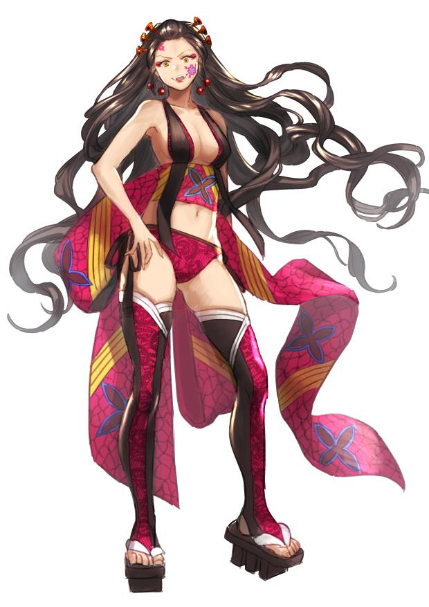 Kimetsu no Yaiba: Mặc dù là quỷ nhưng Thượng Lục Daki lại quá xinh đẹp Photo-1-16336860484722145039251