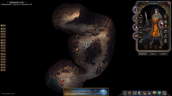 Mist Legacy, game nhập vai theo lượt độc đáo mới ra mắt trên Steam, miễn phí 100% - Ảnh 3.