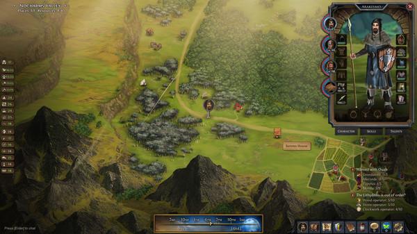 Mist Legacy, game nhập vai theo lượt độc đáo mới ra mắt trên Steam, miễn phí 100% - Ảnh 5.