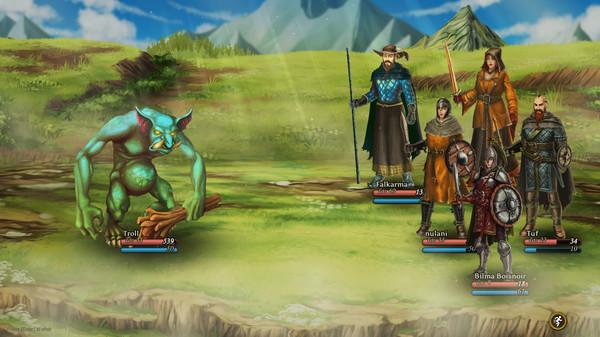 Mist Legacy, game nhập vai theo lượt độc đáo mới ra mắt trên Steam, miễn phí 100% - Ảnh 8.