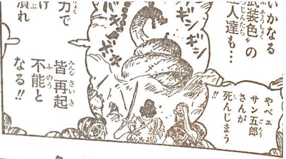 Spoil chi tiết One Piece chap 1028: Sanji thức tỉnh sức mạnh bí ẩn, Yamato hoá thành dạng thú - Ảnh 8.