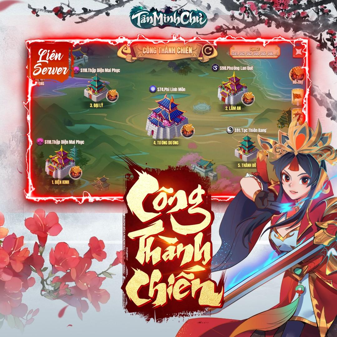 Sở Lưu Hương - Lục Tiểu Phụng sẽ là tướng mới, Tân Minh Chủ trở thành game đa vũ trụ kiếm hiệp đầu tiên tại Việt Nam, Kim - Cổ giao duyên - Ảnh 3.