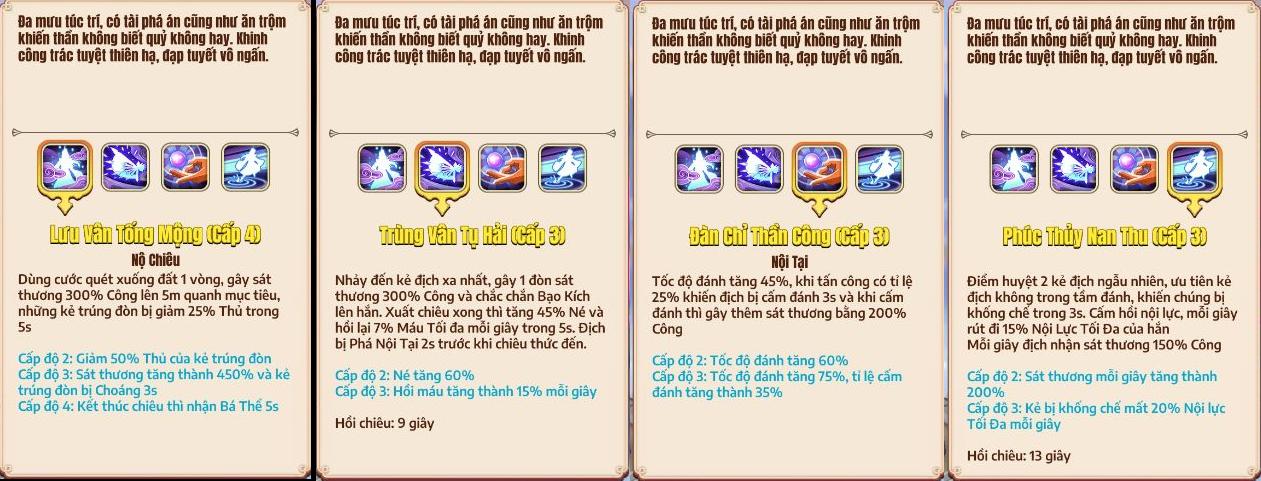 Sở Lưu Hương - Lục Tiểu Phụng sẽ là tướng mới, Tân Minh Chủ trở thành game đa vũ trụ kiếm hiệp đầu tiên tại Việt Nam, Kim - Cổ giao duyên - Ảnh 12.