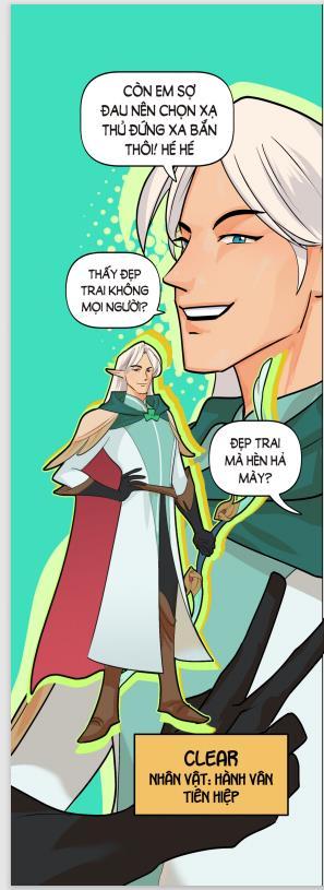 """Siêu phẩm đón tết: Webtoon """"Kế hoạch sống còn của Team Thầy Ba"""" ra mắt 3 chương đầu đầy mặn mòi - Ảnh 4."""
