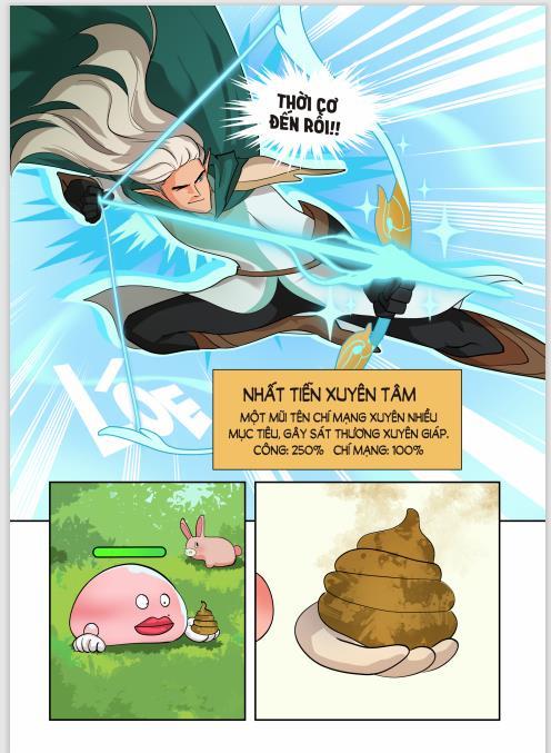 """Siêu phẩm đón tết: Webtoon """"Kế hoạch sống còn của Team Thầy Ba"""" ra mắt 3 chương đầu đầy mặn mòi - Ảnh 6."""