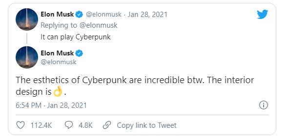 Chỉ thả một câu khen nhẹ, tỷ phú Elon Musk đã cứu Cyberpunk 2077 theo cách không ngờ - Ảnh 3.