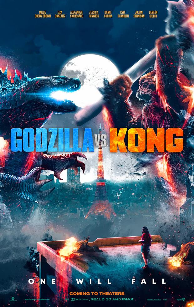 Nhật Bản tung trailer mới Godzilla vs Kong, nhiều phân cảnh đánh nhau lia lịa giữa 2 quái thú được tái hiện khiến trời long đất lở - Ảnh 5.