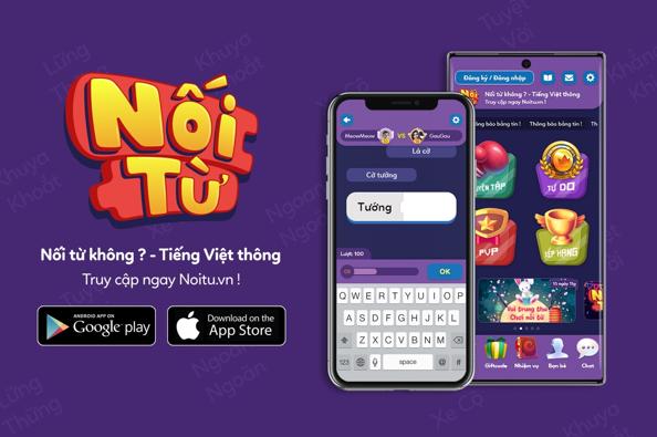Game thuần Việt Nối Từ cực vui và bánh cuốn cho anh em giải trí dịp Tết đến xuân về - Ảnh 6.
