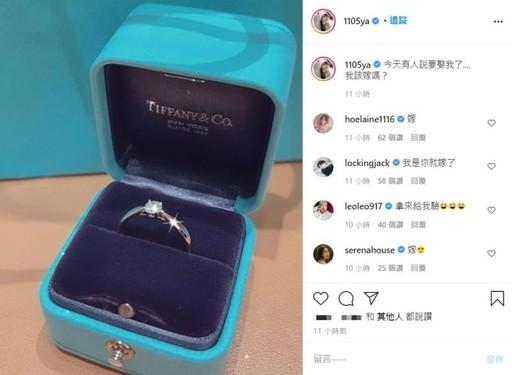 Bất ngờ đăng ảnh nhẫn kim cương, khoe có người hỏi cưới, nữ streamer xinh đẹp nhận mưa tin nhắn phản đối từ fan - Ảnh 3.