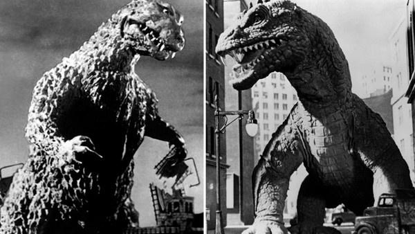 Giật mình khi thấy nguyên mẫu của các quái vật kinh điển của Hollywood, bất ngờ nhất chính là Đế vương bất tử Godzilla - Ảnh 2.