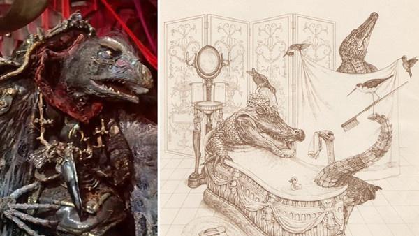 Giật mình khi thấy nguyên mẫu của các quái vật kinh điển của Hollywood, bất ngờ nhất chính là Đế vương bất tử Godzilla - Ảnh 5.