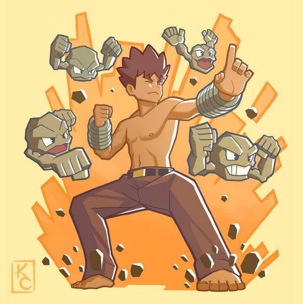 Những điều thú vị về Brock, người bạn đồng hành của Ash trong Pokemon - Ảnh 2.