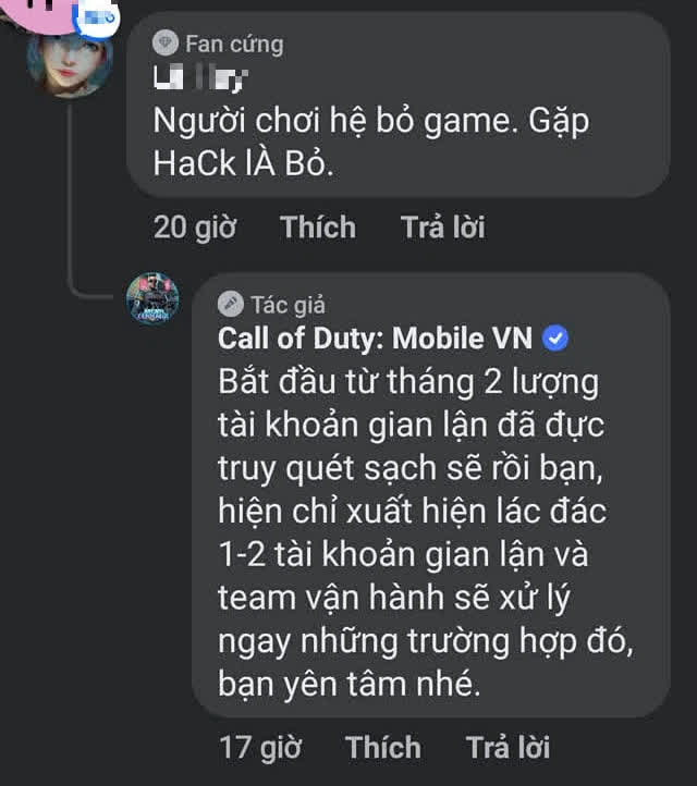 Game thủ kêu gào bom tấn chết dần vì hack, câu trả lời của VNG khiến người chơi hoang mang - Ảnh 2.