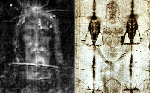Tấm vải liệm đẫm máu xứ Turin: Nghi vấn rùng rợn còn sót lại từ thời Trung Cổ - Ảnh 1.