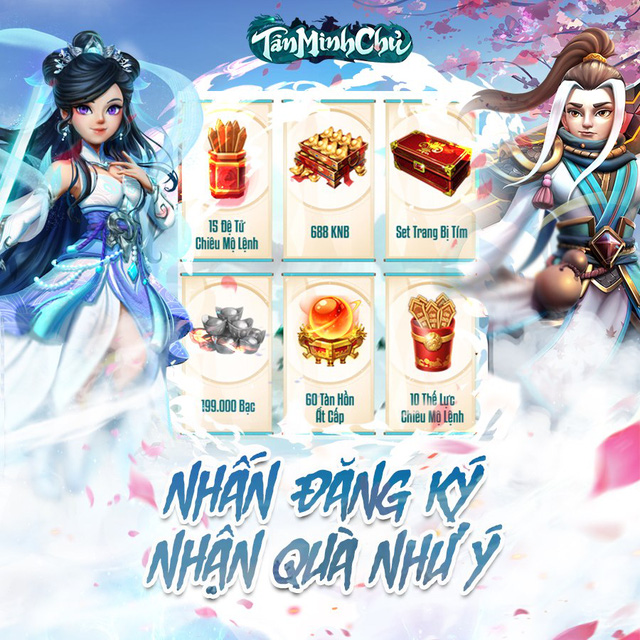 FREE bộ ba Thiên Long, quay x10 thoải mái: 5 lý do không thể bỏ lỡ Tân Minh Chủ - Siêu phẩm Kim Dung 2021 ra mắt ngày mai 3/2 - Ảnh 9.