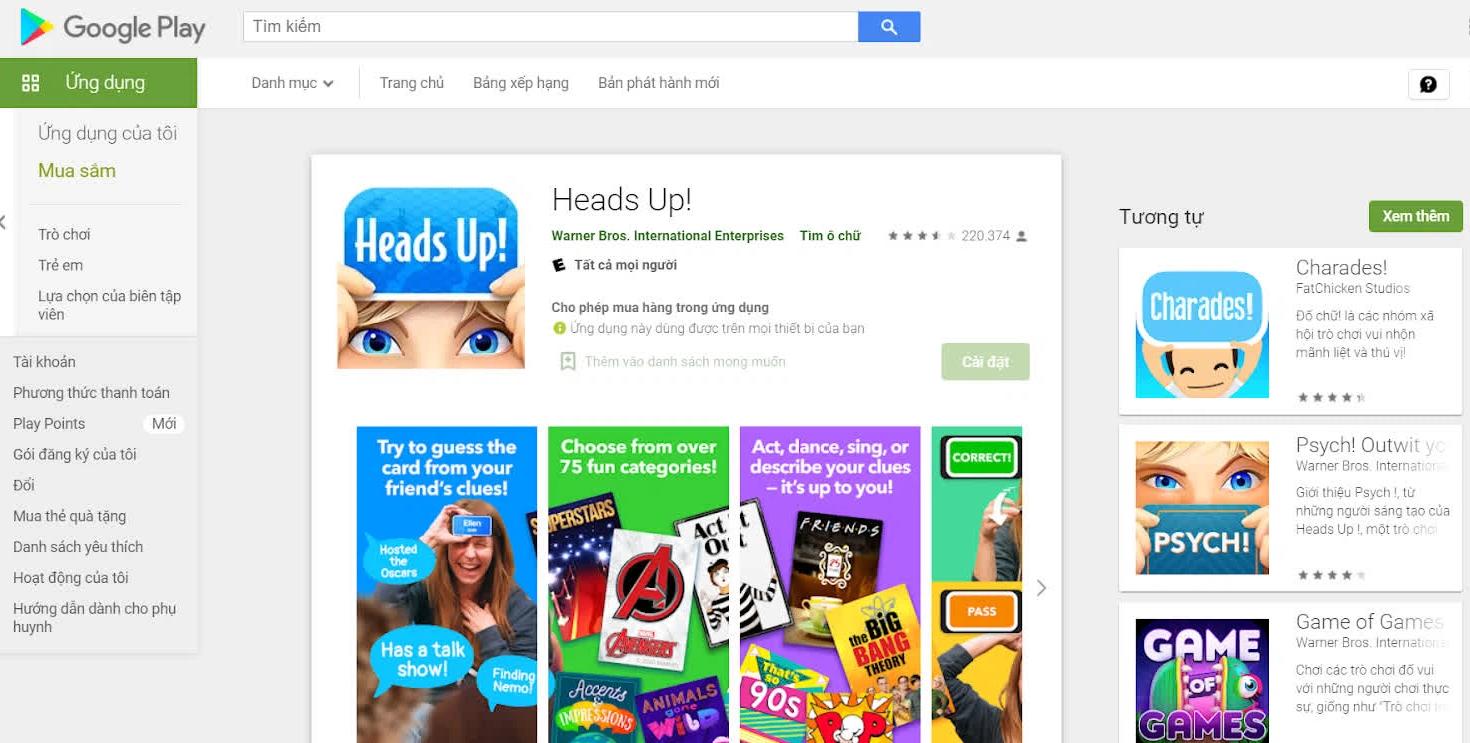 Heads up - tựa game tập thể, dành ưu ái đặc biệt cho các game thủ Android - Ảnh 6.