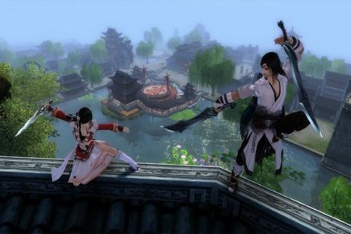 5 game được chuyển thể từ truyện Kim Dung xuất sắc nhất từng được phát hành tại Việt Nam, không có VLTK M - Ảnh 2.