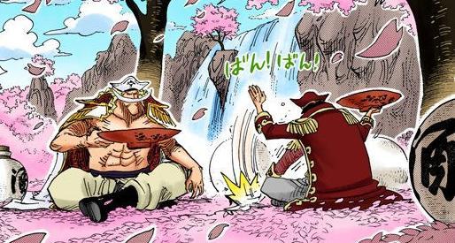One Piece: Phát hiện bằng chứng cho thấy phiến đá Poneglyph từng thuộc quyền sở hữu của Râu Trắng - Ảnh 1.