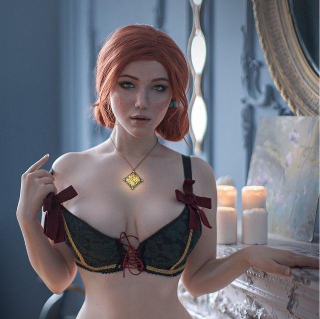 Cosplay nhân vật game không quá giống, nàng hot girl vẫn được dân tình đổ xô nhau follow, truy tìm info - Ảnh 8.