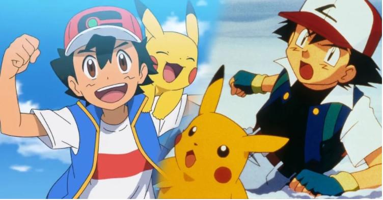 Ash đã làm gì trong suốt 25 năm qua để trở thành Pokemon Master? - Ảnh 1.