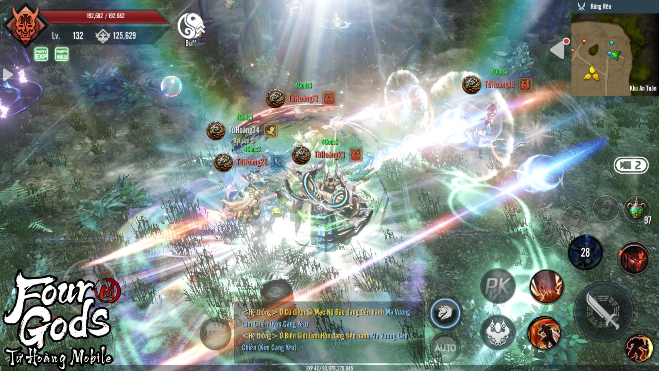 Tứ Hoàng Mobile - Bom tấn hạng nặng đồ họa lên 4K HD 111-16141577949121561603540