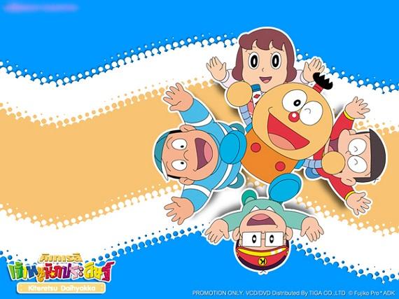 Doraemon và 7 tác phẩm của Fujiko F. Fujio được nhiều thế hệ khán giả Việt Nam yêu thích - Ảnh 2.