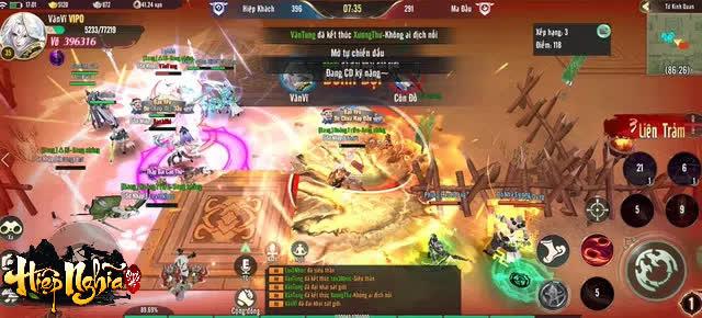 Game còn chưa ra, 500 anh em game thủ đã rần rần lập bang tuyển mem, quyết chiếm Rồng Vàng của Hiệp Nghĩa Giang Hồ - Ảnh 20.