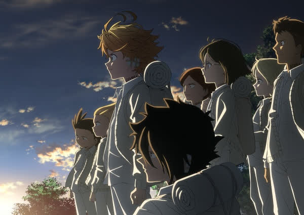 anime The Promised Neverland Ss2 Koi2-16142458871711537912637