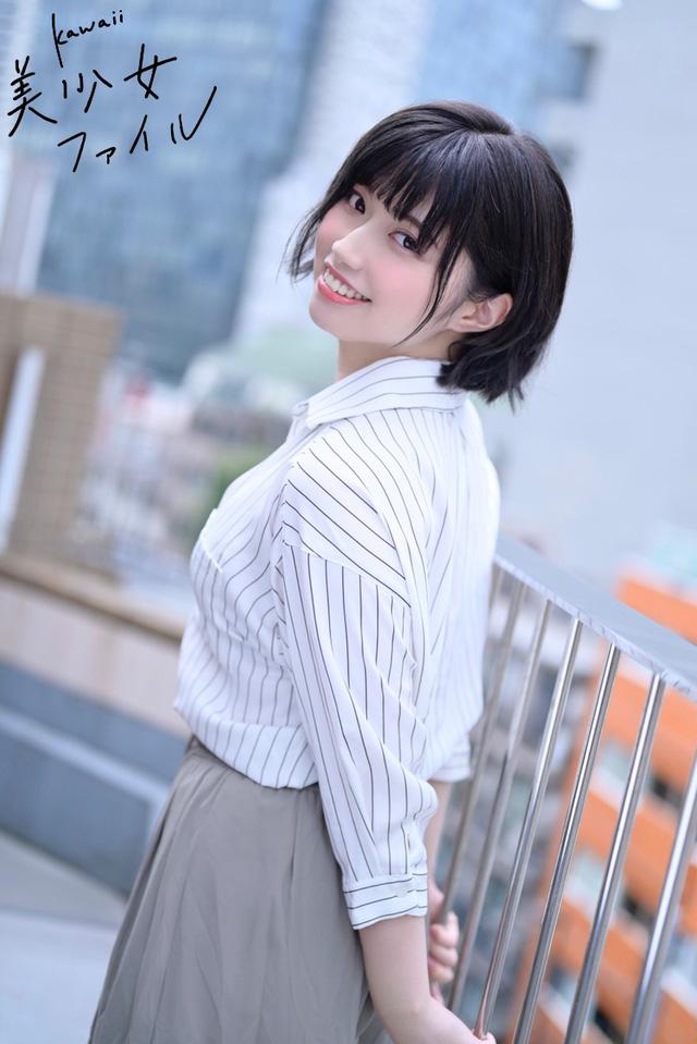 Tân binh 18+ top 1 Nhật Bản Nozomi Ishihara Photo-1-16142429734681807190476