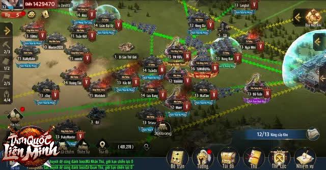 Tìm ra tựa game chiến thuật lời bậc nhất hiện nay - Tam Quốc Liên Minh: Chơi 1 được 3, càng chơi càng vui không bao giờ chán! - Ảnh 8.
