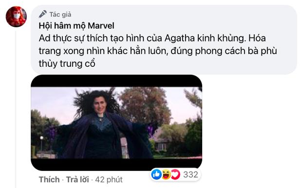 Netizen Việt bùng nổ vì WandaVision tập 8: Cảm động muốn khóc, tình tiết chấn động không thể ngờ! - Ảnh 2.