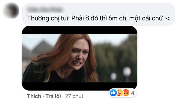 Netizen Việt bùng nổ vì WandaVision tập 8: Cảm động muốn khóc, tình tiết chấn động không thể ngờ! - Ảnh 4.