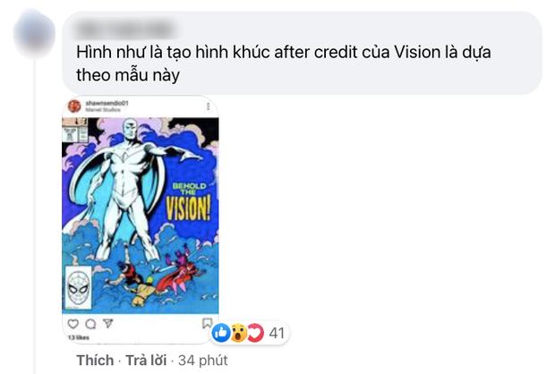 Netizen Việt bùng nổ vì WandaVision tập 8: Cảm động muốn khóc, tình tiết chấn động không thể ngờ! - Ảnh 8.