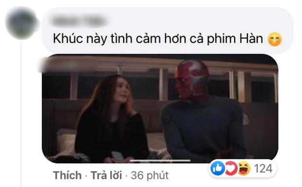 Netizen Việt bùng nổ vì WandaVision tập 8: Cảm động muốn khóc, tình tiết chấn động không thể ngờ! - Ảnh 10.