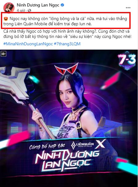 """Ngọc nữ của màn ảnh Việt cũng chơi Liên Quân, thú nhận mình """"ủ mưu"""" lớn - Ảnh 3."""