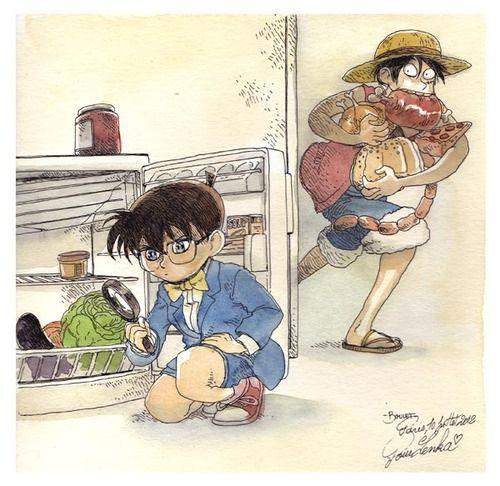 Giống như Oda từng hứa hẹn về One Piece, thông tin Thám Tử Lừng Danh Conan kết thúc ở tập 100 chỉ là tin vịt - Ảnh 3.