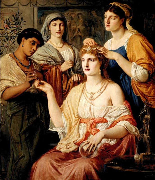 Kinh dị chuyện nhà vệ sinh công cộng thời La Mã, nơi tất cả mọi người chùi chung bằng 1 cái que - Ảnh 3.